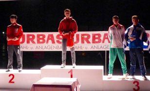 podium Hadrien